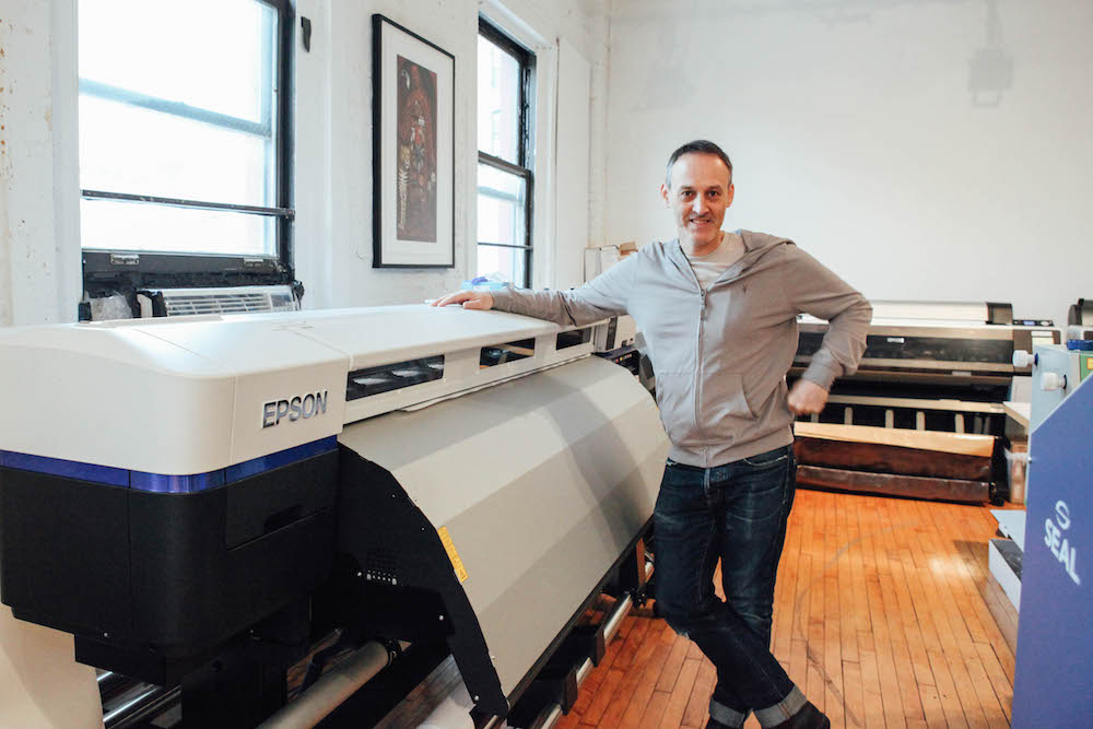 Interview: Philip Riley of Skink Ink Fine Art Printing and Editions