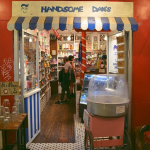 Step inside the Mini-mall on Bedford Ave for snocones or fill up a bag of gummy candy from Handsome Dan's.  (218 Bedford Ave, Brooklyn, NY 11211) Photo by @dulcedelightoficial.