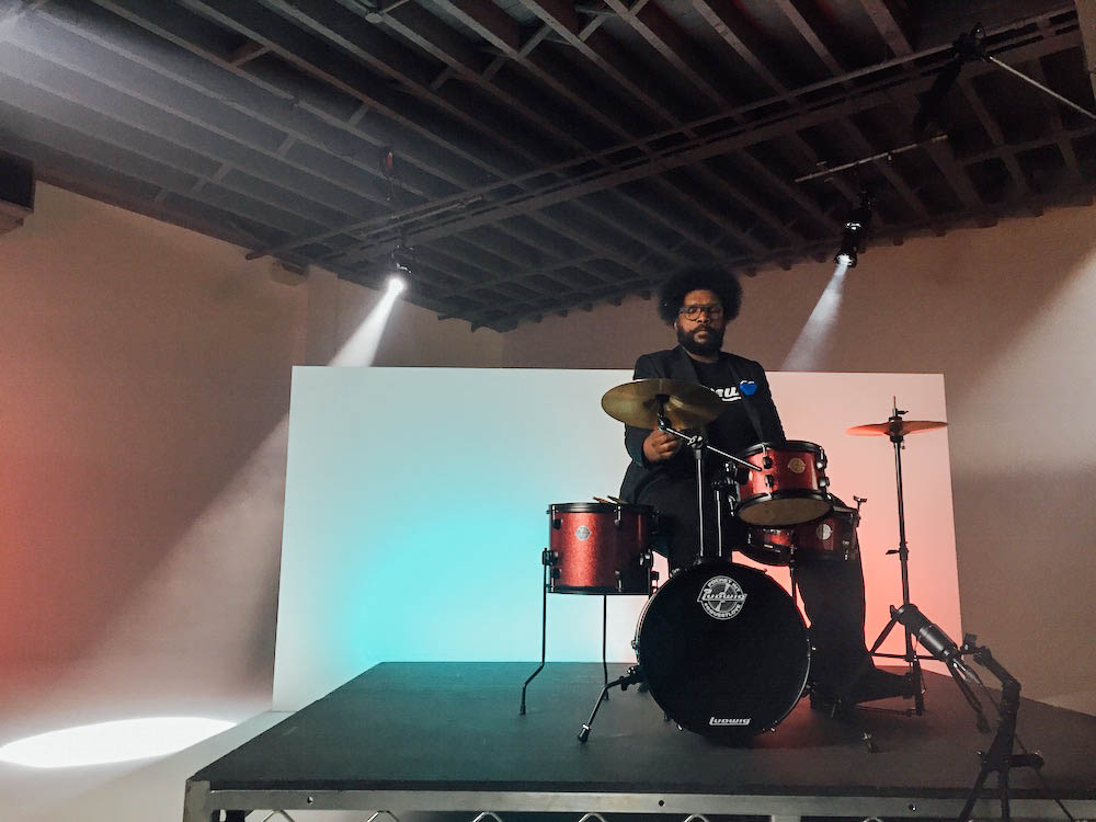 BTS: OkayPlayer and Questlove for the Pocket Kit by Ludwig Drum Company