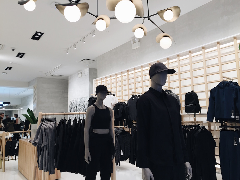 First Look at Lululemon Lab NYC