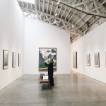 David Hockney: The Yosemite Suite (Pace Gallery, 537 West 24th St)