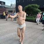 Tony Matelli: Sleepwalker (The Highline)