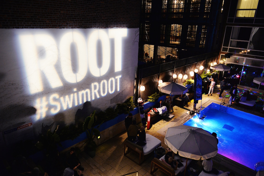 First #SwimROOT Party of the Season!