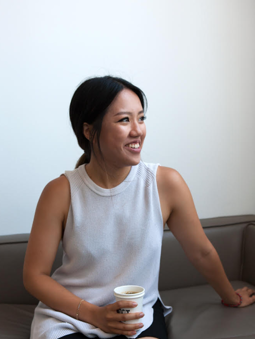 <center> SEVEN ON SET: Rosanna Peng, Director and Editor </center>